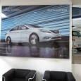 Hyundai SONATA Wall sticker