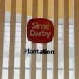 Sime Darby Plantation sign